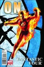 Fantastic Four (1998-2011) #586 Variant C: 3rd Printing