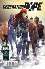 Generation Hope (2011-2012) #5 Variant A