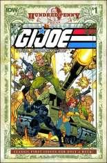 G.I. Joe (1982-1994) #1 Variant E: Hundred Penny Press Edition