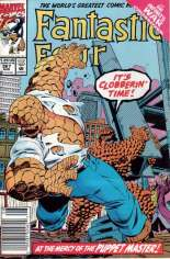 Fantastic Four (1961-1996) #367 Variant A: Newsstand Edition