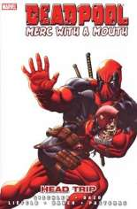 Deadpool: Merc With a Mouth (2009-2010) #HC