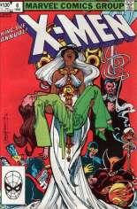 Uncanny X-Men (1963-2011) #Annual 6 Variant B: Direct Edition
