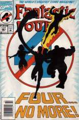 Fantastic Four (1961-1996) #381 Variant A: Newsstand Edition