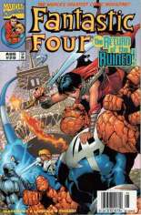 Fantastic Four (1998-2011) #20 Variant A: Newsstand Edition