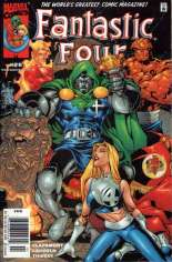 Fantastic Four (1998-2011) #26 Variant A: Newsstand Edition