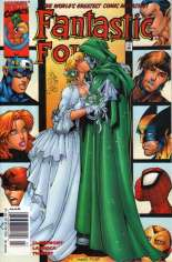 Fantastic Four (1998-2011) #27 Variant A: Newsstand Edition