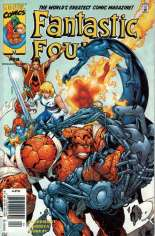 Fantastic Four (1998-2011) #28 Variant A: Newsstand Edition