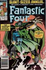 Fantastic Four (1961-1996) #Annual 20 Variant A: Newsstand Edition