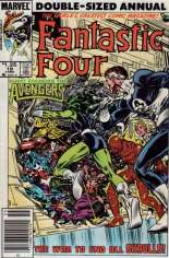 Fantastic Four (1961-1996) #Annual 19 Variant A: Newsstand Edition