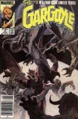 Gargoyle (1985) #3 Variant A: Newsstand Edition