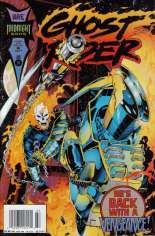 Ghost Rider (1990-1998) #51 Variant A: Newsstand Edition