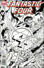 Fantastic Four (1998-2011) #587 Variant E: 3rd Printing