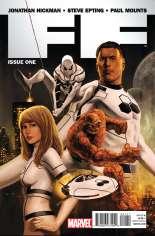FF (2011-2012) #1 Variant A