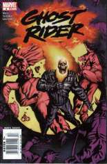 Ghost Rider (2006-2009) #4 Variant A: Newsstand Edition