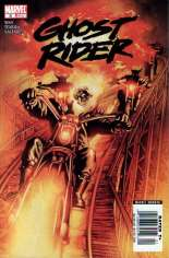 Ghost Rider (2006-2009) #5 Variant A: Newsstand Edition