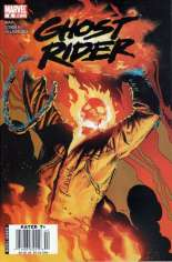 Ghost Rider (2006-2009) #6 Variant A: Newsstand Edition