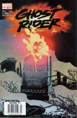 Ghost Rider (2006-2009) #7 Variant A: Newsstand Edition