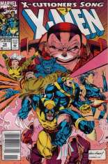 X-Men (1991-2001, 2004-2008) #14 Variant A: Newsstand Edition; Not Polybagged