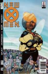 New X-Men (2001-2004) #119 Variant A: Newsstand Edition