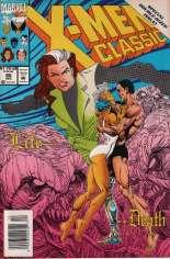 X-Men Classic (1990-1995) #90 Variant A: Newsstand Edition