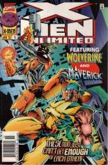 X-Men Unlimited (1993-2003) #15 Variant A: Newsstand Edition