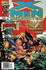 X-Men Unlimited (1993-2003) #24 Variant A: Newsstand Edition