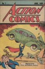 Action Comics (1938-2011, 2016-Present) #1 Variant C: 1976 Safeguard Reprint; Free Cover Price