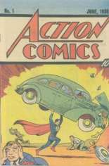 Action Comics (1938-2011, 2016-Present) #1 Variant D: 1983 Peanut Butter Reprint