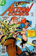 Action Comics (1938-2011, 2016-Present) #483 Variant A