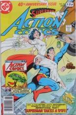 Action Comics (1938-2011, 2016-Present) #484 Variant B: UK Edition