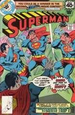 Superman (1939-1986, 2006-2011) #332 Variant B: Whitman Variant