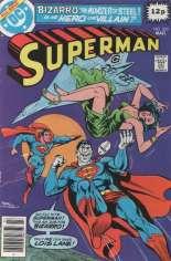 Superman (1939-1986, 2006-2011) #333 Variant B: UK Edition