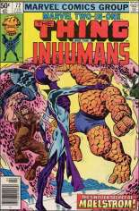 Marvel Two-In-One (1974-1983) #72 Variant A: Newsstand Edition