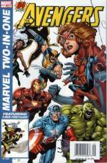 Marvel Two-In-One (2007-2009) #1 Variant A: Newsstand Edition