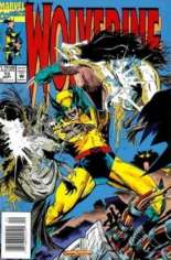 Wolverine (1988-2003) #73 Variant A: Newsstand Edition