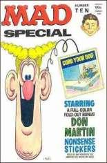 Mad Special (1970-1999) #10: Bonus: Don Martin Nonsense Stickers
