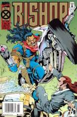 Bishop (1994-1995) #2 Variant A: Newsstand Edition
