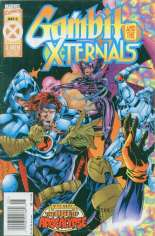 Gambit and the X-Ternals (1995) #3 Variant A: Newsstand Edition