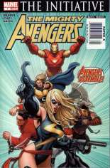 Mighty Avengers (2007-2010) #1 Variant A: Newsstand Edition