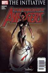 Mighty Avengers (2007-2010) #2 Variant A: Newsstand Edition