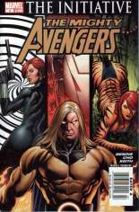 Mighty Avengers (2007-2010) #3 Variant A: Newsstand Edition