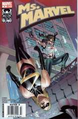 Ms. Marvel (2006-2010) #11 Variant A: Newsstand Edition