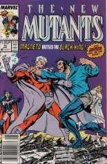 New Mutants (1983-1991) #75 Variant A: Newsstand Edition