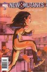 New Mutants (2003-2004) #9 Variant A: Newsstand Edition