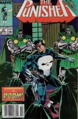 Punisher (1987-1995) #28 Variant A: Newsstand Edition
