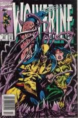 Wolverine (1988-2003) #63 Variant A: Newsstand Edition