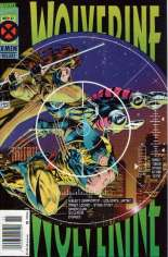 Wolverine (1988-2003) #87 Variant A: Newsstand Edition