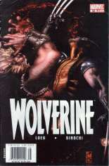 Wolverine (2003-2009) #52 Variant A: Newsstand Edition