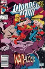Wonder Man (1991-1994) #14 Variant A: Newsstand Edition