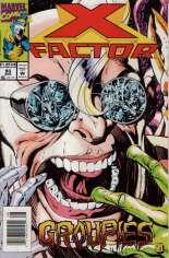 X-Factor (1986-1998) #93 Variant A: Newsstand Edition